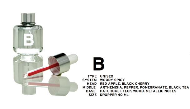 Blood Concept ใช้น้ำหอมที่เข้าตามอุปนิสัยของกรุ๊ปเลือด 18 - Blood