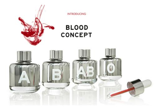 blood count perfume 501x350 Blood Concept ใช้น้ำหอมที่เข้าตามอุปนิสัยของกรุ๊ปเลือด