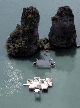 cine02 280x375 Floating cinema โรงหนังลอยน้ำที่เกาะยาวน้อย