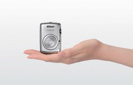 coolpix 01 425x271 Coolpix S01กล้องดิจิตอลที่เล็กที่สุดของ Nikon