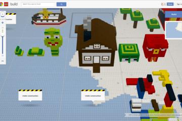 "Build with Chrome มาเนรมิตสิ่งก่อสร้างต่างๆด้วยตัวเองในรูปแบบของ""ตัวต่อเลโก้""กันเถอะ  4 - Build with Chrome"