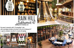 Rain HIill สุขุมวิท 47 Community mall ใจกลางเมือง 36 - SHOPPING
