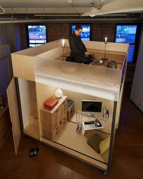25551007 175317 Mobile cube...ชุดพักอาศัยเคลื่อนที่ขนาดเล็กแนวคิดแบบเซ็น