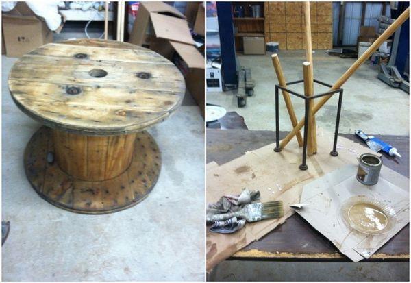 25551013 194842 3ไอเดีย DIY ทำโต๊ะใหม่จากของเก่า