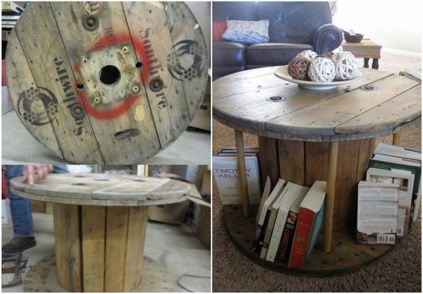 25551013 194855 3ไอเดีย DIY ทำโต๊ะใหม่จากของเก่า