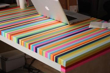 3ไอเดีย DIY ทำโต๊ะใหม่จากของเก่า 8 - รีไซเคิล