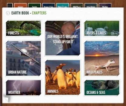 3 415x350 WWF Earth Book 2012 Project เฟชบุ๊คของธรรมชาติ