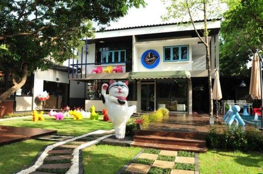 LIBRARISTA Chiang-Mai ห้องสมุดใจกลางเมืองเชียงใหม่ +พร้อมกาแฟแคปซูล 14 - Chiang-Mai