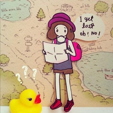 IG:ngingi สอนวาดการ์ตูนฝีมือคนไทย 19 - cartoon
