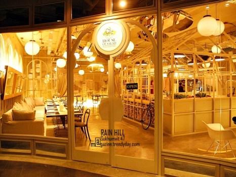 Rain HIill สุขุมวิท 47 Community mall ใจกลางเมือง 18 - community mall