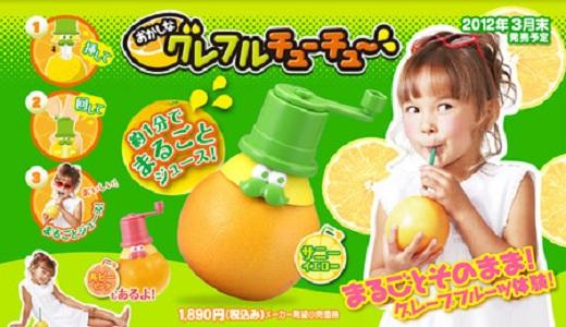 น้ำผลไม้ เด็กก็ทำได้ Gurefuru Chuchu 14 - Gurefuru Chuchu