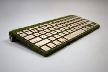 Natural Keyboard เมื่อเทคโนโลยีมาพบกับธรรมชาติ 14 - wireless