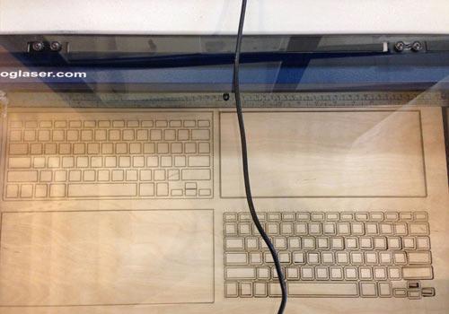 Natural Keyboard เมื่อเทคโนโลยีมาพบกับธรรมชาติ 16 - Keyboard