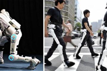 ชุดหุ่นยนต์เพื่อเป็นอุปกรณ์ในการช่วยเหลือคนพิการและคนชรา