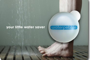 Water Pebble ผู้ช่วยประหยัดน้ำ 13 - Water Pebble
