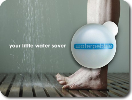 Water Pebble ผู้ช่วยประหยัดน้ำ  16 - Water Pebble