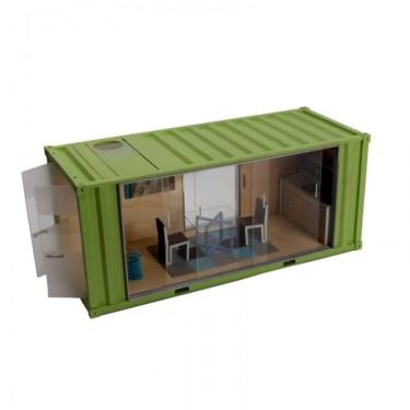 Model Container Homes ของเล่นมีดีไซน์ 21 - Art & Design