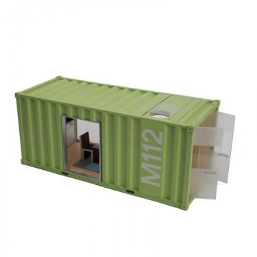 Model Container Homes ของเล่นมีดีไซน์ 20 - Art & Design