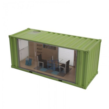 Model Container Homes ของเล่นมีดีไซน์ 19 - Art & Design