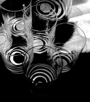DIY: Marbleized + Striped Glassware สร้างสรรค์แก้วลายหินอ่อน สำหรับปาร์ตี้ 25 - Marbleized
