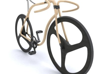 Thonet bike by andy martin 30 - wood