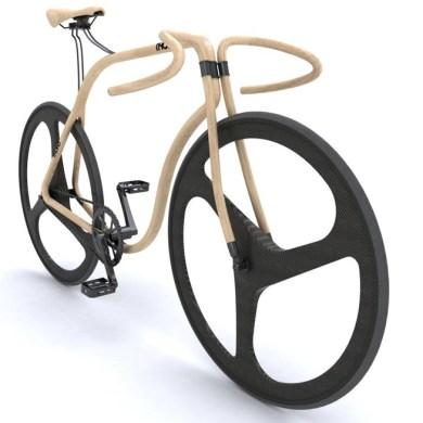Thonet bike by andy martin 23 - beechwood
