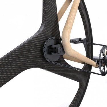 Thonet bike by andy martin 17 - beechwood