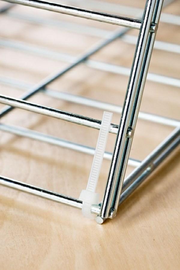 DIY coffee table จากแผงลวด 19 - minimalist