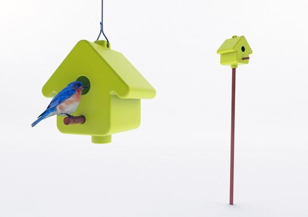 25551107 183522 Home Tweet Home..บ้านนกแนวใหม่