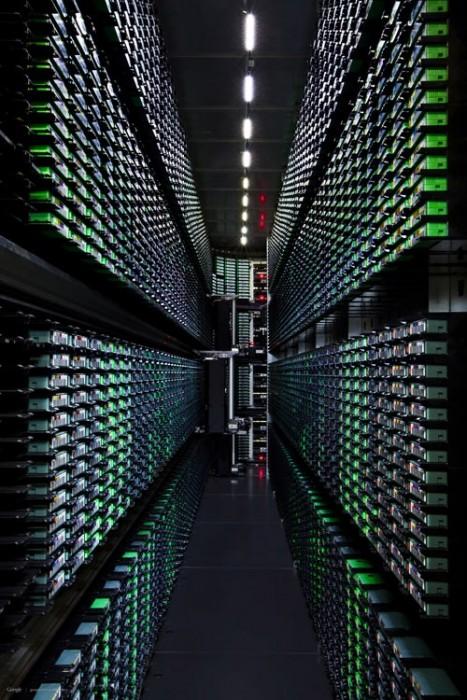 25551111 175334 มีอะไรในกล่องดวงใจของ GOOGLE ...ไปดู DATA CENTERS ของGoogle กัน