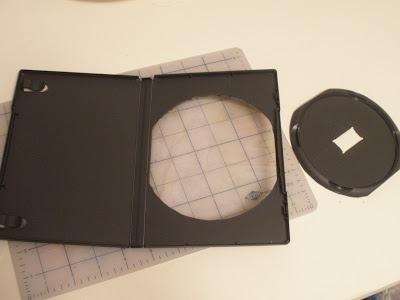 25551123 172849 DIY กล่องดินสอสี จากกล่อง DVD เก่า