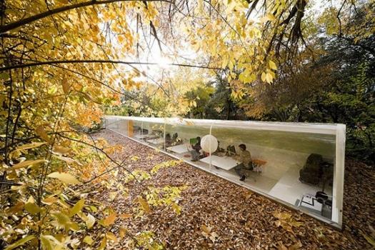 Selgas Cano ออฟฟิศสถาปนิกในท่ามกลางธรรมชาติ 13 -