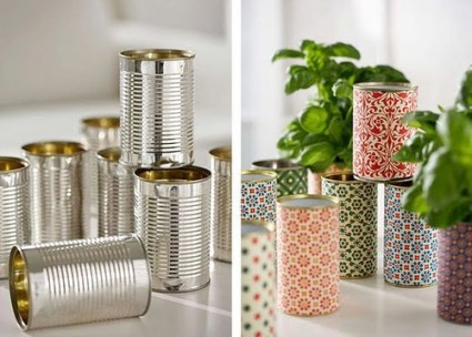 70016969177429520 2NvIPx9S c 425x304 Creative Ways To Reuse Cans