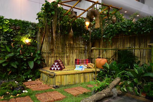 BaanLaeSuan 26 งานบ้านและสวนแฟร์ 2012....ยากเพื่อง่าย