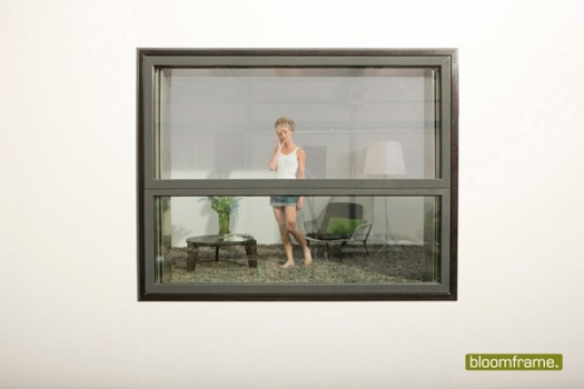 "Bloomframe ""หุบเข้าเป็นหน้าต่าง บานออกเป็นระเบียง"" 16 - Bloomframe"