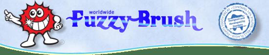 แปรงสีฟันเคี้ยวได้ (ไม่ต้องใช้น้ำ) Fuzzy Brushes  15 - Fuzzy Brushes