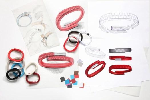 jawboneup4 525x350 Jawbone Wristband สายสวมข้อมืออัจฉริยะ