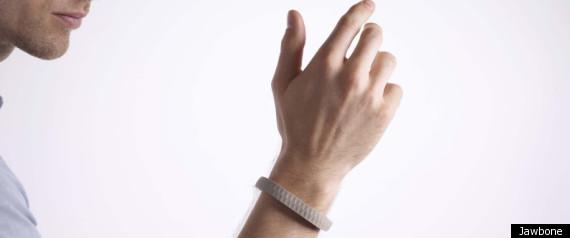 Jawbone Wristband สายสวมข้อมืออัจฉริยะ 20 - Jawbone Wristband