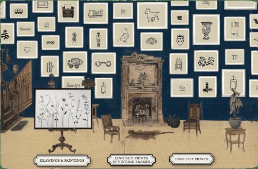 John Derian กับงานภาพพิมพ์สไตล์ยุโรปในศตวรรษที่ 19  20 - John Derian