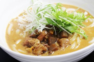 "Konaya Curry Udon and Tempura  ร้านอาหารญี่ปุ่น ที่ขึ้นชื่อเรื่อง ""แกงกระหรี่"" 2 - Cuury Udon and Tempura"