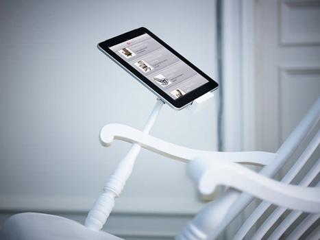 25551206 171659 IRock..เก้าอี้โยกสร้างพลังงานยั่งยืนชาร์ต iPhone, iPad