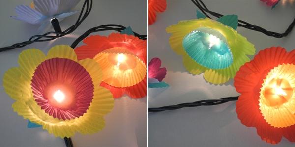 25551208 085451 DIY ไฟประดับ..ช่อดอกไม้จากถ้วยคัพเค้ก