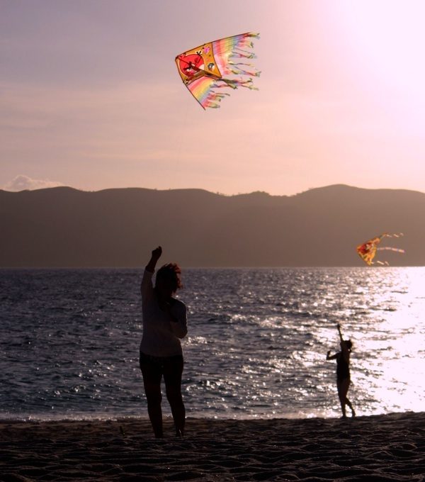 Kite Coron Island, Palawan, Philippines (Chapter 2)