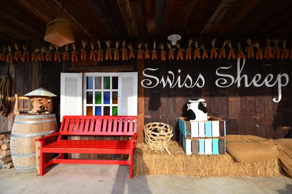 Swiss Sheep Farm 31 Swiss Sheep Farm..ฟาร์มแกะที่ชะอำ