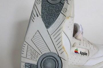 เรื่องของแบรนด์ Apple กับรองเท้า วินเทจ Apple จากยุค 90′s