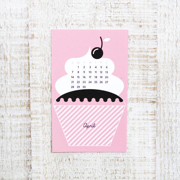 sweet calendar 05a Sweet Calendar..ฟรี!..เทมเพลทปฏิทินหวานๆรับปี 2013