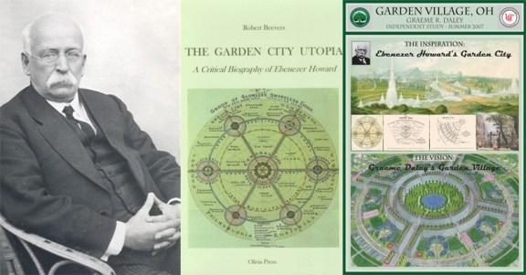 232 Design for Sustainable City แนวคิดเรื่อง Graden City เมืองสรวงสววรค์แห่งสวนสวย