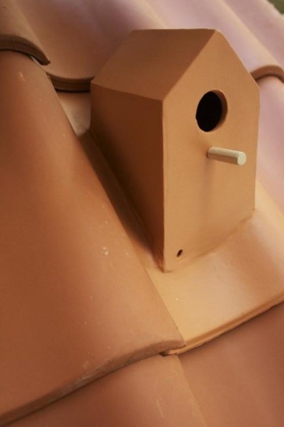 25560105 154545 เปลี่ยนหลังคาบ้าน เป็นบ้านนก ด้วยกระเบื้องมุงหลังคาเซรามิคบ้านนก