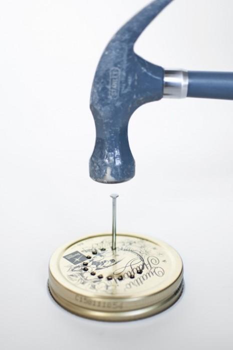 25560115 074523 DIY ทำโคมไฟจากขวดแก้วไม่ใช้แล้ว