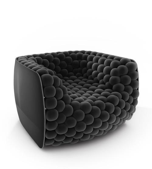 เก้าอี้นุ่มหยุ่นผ่อนคลาย..Blueberry armchair.. 13 - armchair